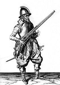 CivilWar_DE GHEYN, Jacob 1607